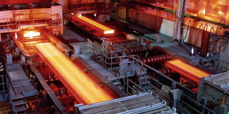 Специальные смазочные материалы BECHEM для металлургических процессов