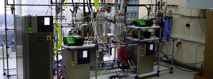 Сборка программно-аппаратных комплексов с применением клея EFELE 115