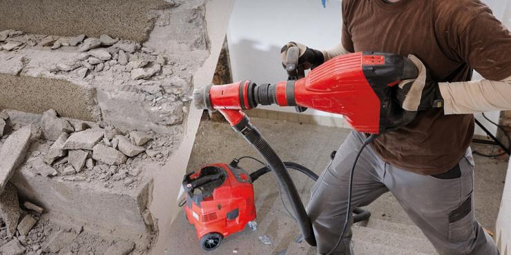 Паста Molykote TP-42 продлевает срок эксплуатации гидравлических отбойных молотков