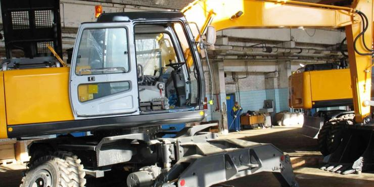 Универсальная пластичная смазка EFELE MG-213 для обслуживания промышленного оборудования и спецтехники