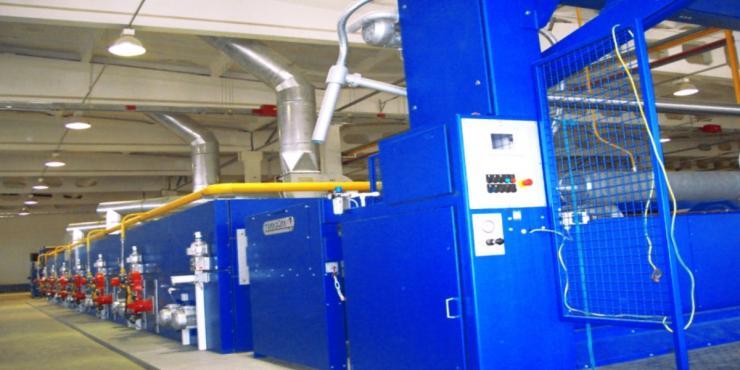 Антифрикционное покрытие EFELE AF-511 Spray улучшает работу сушильно-ширильных машин