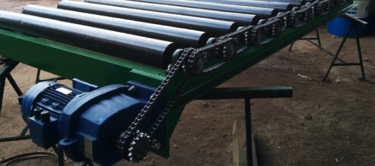 Защита и продление работоспособности цепных приводов – заслуга высокотемпературного масла EFELE SO-789